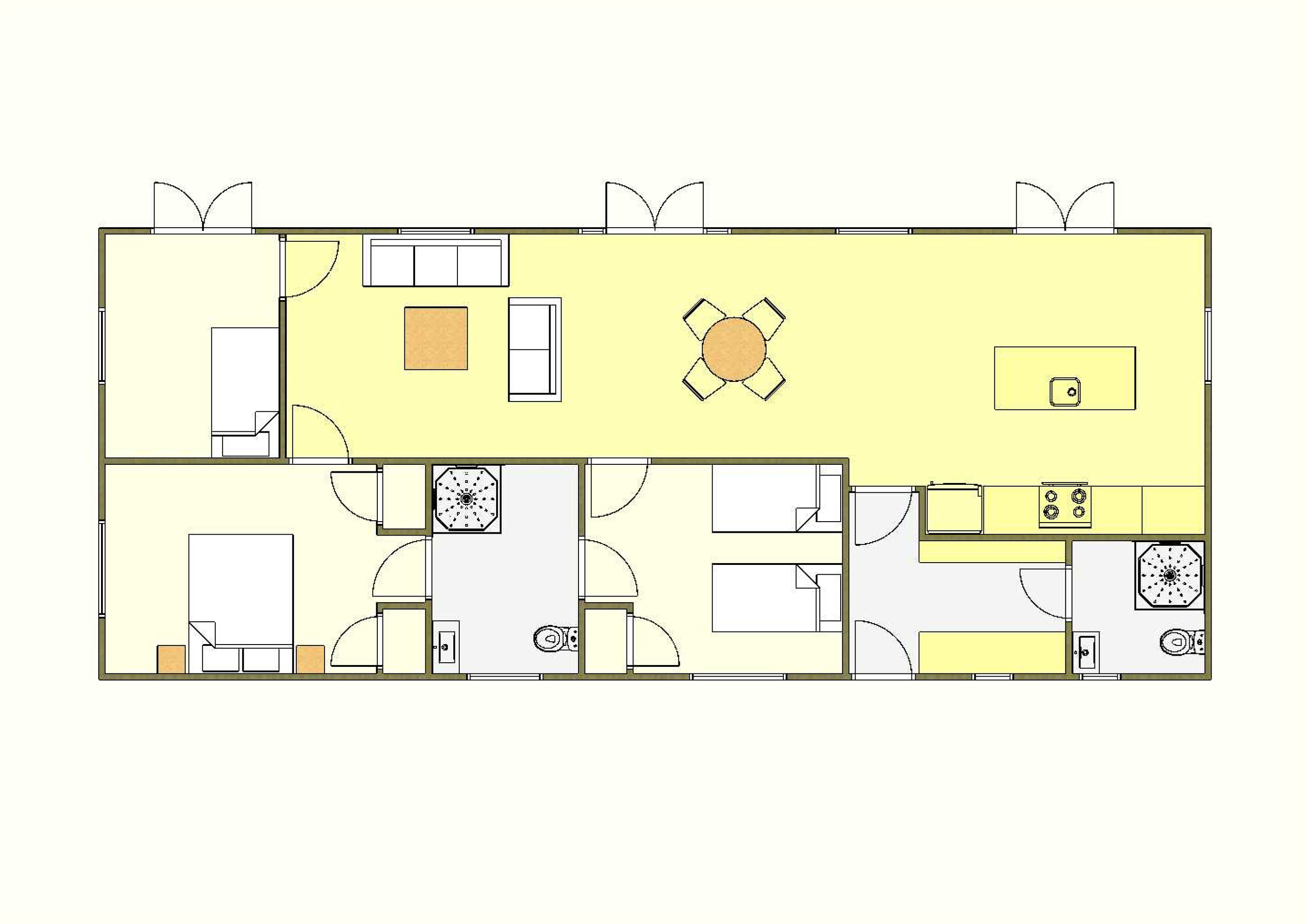 DW3 - 3 Bedroom